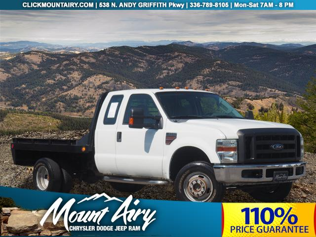 Pre-Owned 2010 Ford Super Duty F-350 DRW 4WD SuperCab 162 WB 60 CA XL