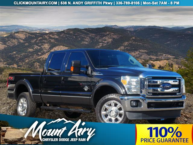 Pre-Owned 2015 Ford Super Duty F-350 SRW 4WD Crew Cab 156 King Ranch
