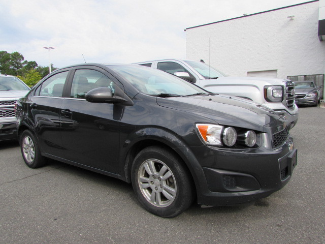 Pre-Owned 2014 Chevrolet Sonic 4dr Sdn Auto LT