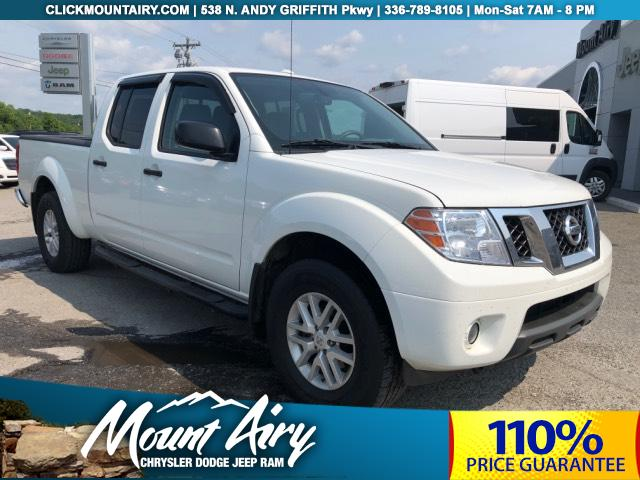 Pre Owned 2017 Nissan Frontier Crew Cab 4x4 Sv V6 Auto Long Bed L