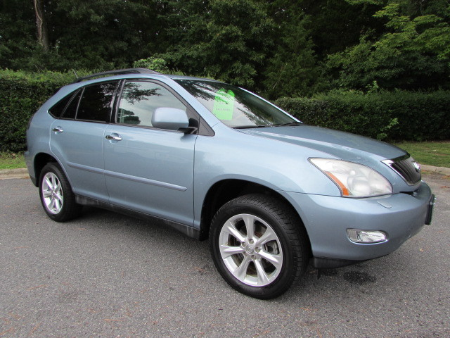 Pre-Owned 2008 Lexus RX 350 AWD 4dr