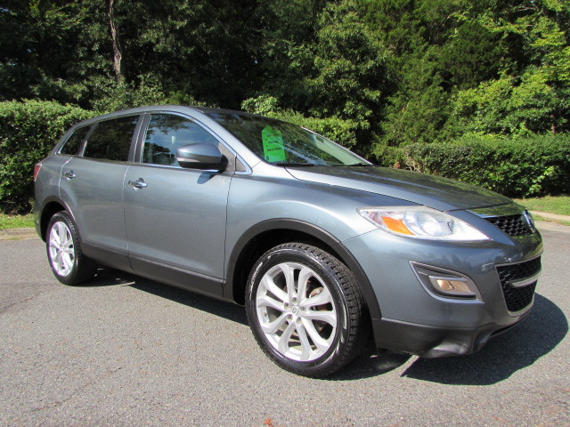 Pre-Owned 2011 Mazda CX-9 FWD 4dr Grand Touring