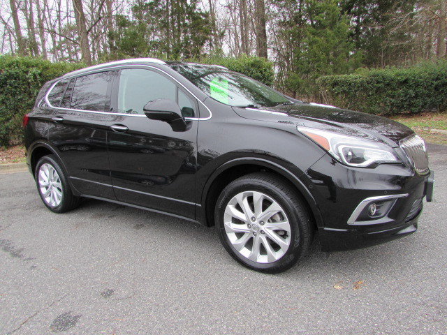 Pre-Owned 2017 Buick Envision AWD 4dr Premium II