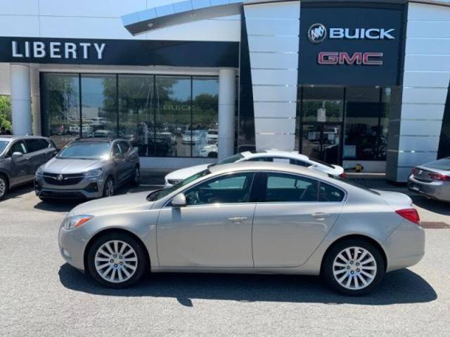 Pre-Owned 2011 Buick Regal 4dr Sdn CXL RL3 (Russelsheim) *Ltd