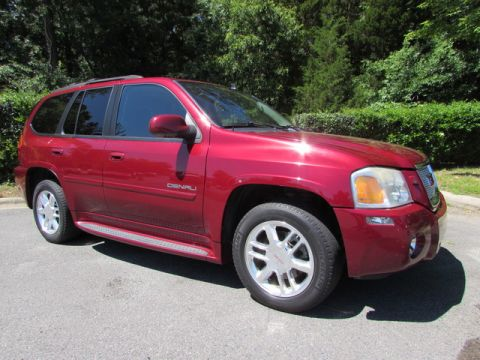 Pre-Owned 2007 GMC Envoy 2WD 4dr Denali