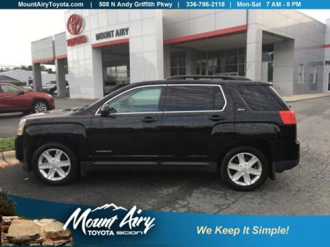Pre-Owned 2011 GMC Terrain FWD 4dr SLT-1