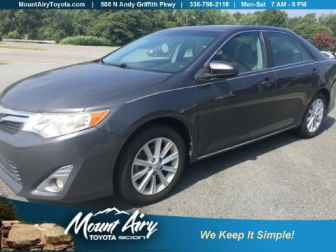 Pre-Owned 2012 Toyota Camry 4dr Sdn I4 Auto SE