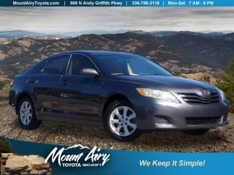 Pre-Owned 2010 Toyota Camry 4dr Sdn I4 Auto SE