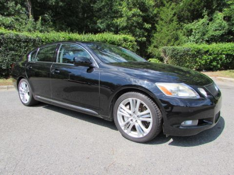Pre-Owned 2007 Lexus GS 450h 4dr Hybrid Sdn