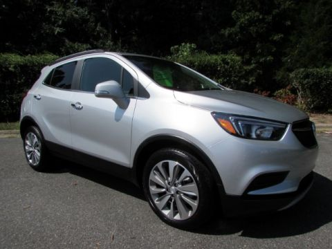 Pre-Owned 2019 Buick Encore FWD 4dr Preferred