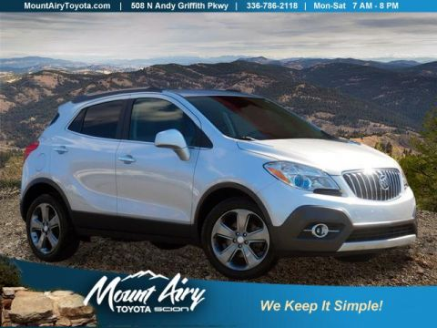 Pre-Owned 2013 Buick Encore FWD 4dr Convenience