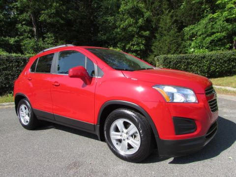 Pre-Owned 2016 Chevrolet Trax FWD 4dr LT